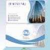 طراحی کارت ویزیت املاک