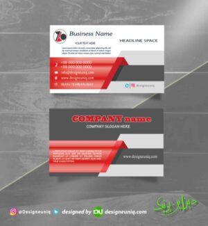کارت ویزیت شرکتی خاص لایه باز کارت ویزیت خدمات و تعمیرات فروشگاه تجهیزات پزشکی