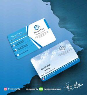 کارت ویزیت خدمات مسافرتی و آژانس های هوایی مسافرتی توریستی و خدماتی لایه باز psd