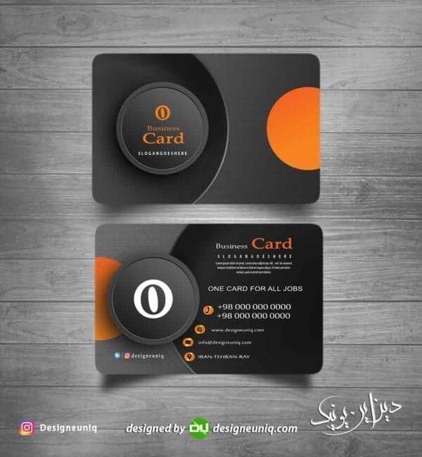 کارت ویزیت فروشگاه ضبط و باند و سیستم صوتی اتومبیل و باند ماشین و کرایه تجهیزات صوتی و باند لایه باز فرمت psd